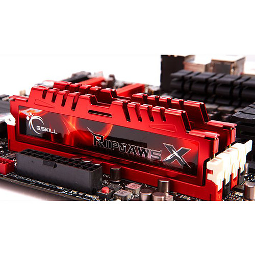 G.Skill RipJaws X Series 16 Go (2 x 8 Go) DDR3 2133 MHz CL11 pas cher