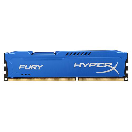 HyperX Fury 4 Go DDR3 1866 MHz CL10 pas cher