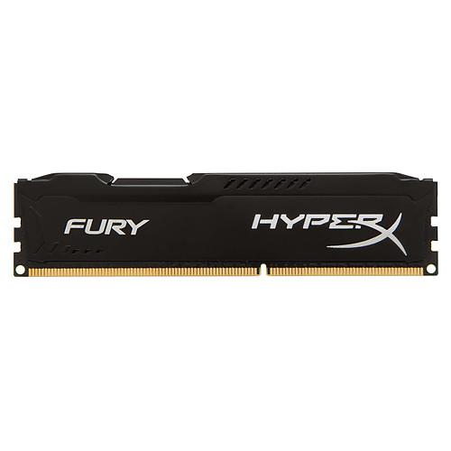 HyperX Fury 16 Go (2x 8Go) DDR3 1600 MHz CL10 pas cher