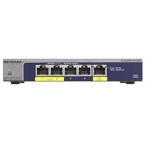 Netgear GS105PE pas cher