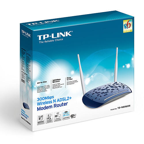 TP-LINK TD-W8960N pas cher
