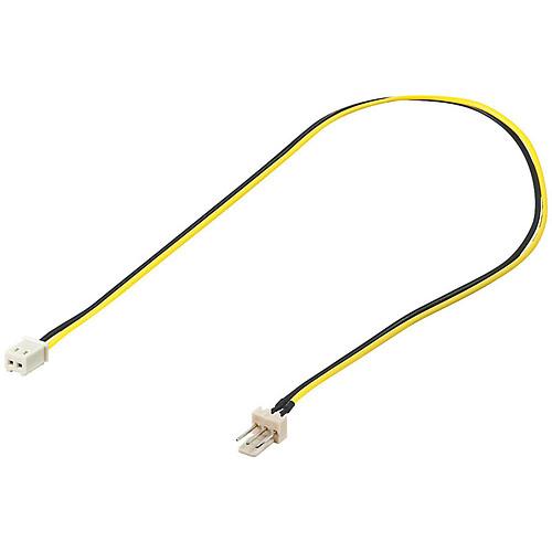 Adaptateur ventilateur 3 broches mâles / 2 broches femelles pas cher