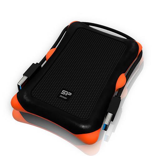 Silicon Power Armor A30 2 To Noir / Orange (USB 3.0) pas cher
