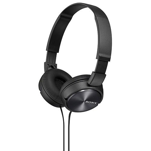 Sony MDR-ZX310AP Noir pas cher