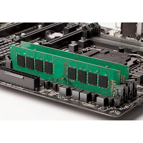 Crucial DDR4 8 Go (2 x 4 Go) 2666 MHz CL19 SR X8 pas cher