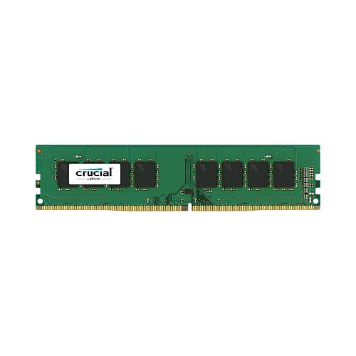 Crucial DDR4 32 Go (2 x 16 Go) 2400 MHz CL17 DR X8 pas cher