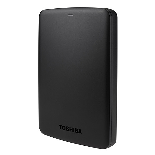Toshiba Canvio Basics 1 To Noir pas cher
