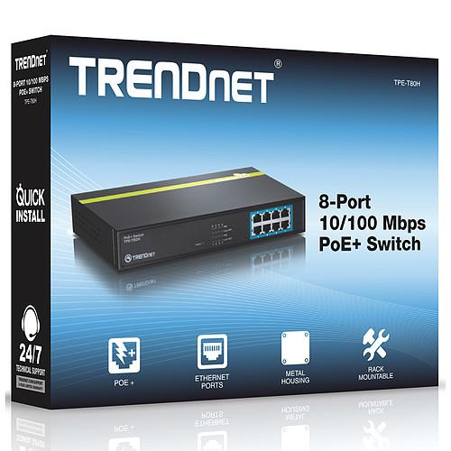 TRENDnet TPE-T80H pas cher