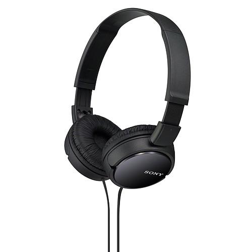 Sony MDRZX110 Noir pas cher