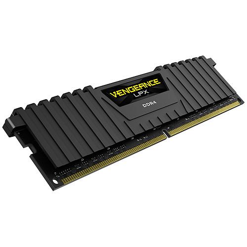 Corsair Vengeance LPX Series Low Profile 64 Go (8x 8 Go) DDR4 4133 MHz CL19 pas cher