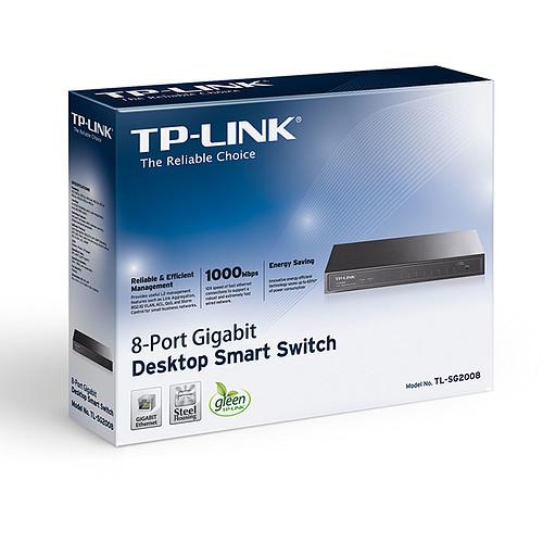 TP-LINK TL-SG2008 pas cher