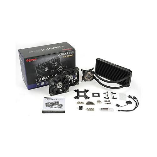 Enermax Liqmax II 240 ELC-LMR240-BS pas cher
