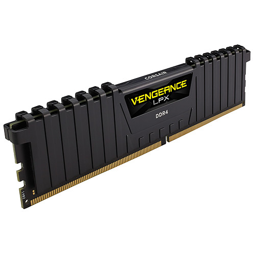 Corsair Vengeance LPX Series Low Profile 16 Go (2x 8 Go) DDR4 2666 MHz CL16 pas cher