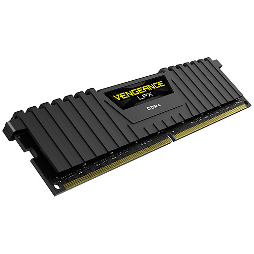 Corsair Vengeance LPX Series Low Profile 32 Go (2x 16 Go) DDR4 4133 MHz CL19 pas cher