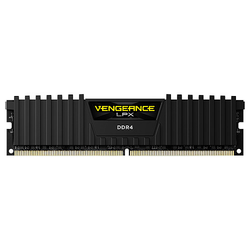Corsair Vengeance LPX Series Low Profile 16 Go (2x 8 Go) DDR4 4500 MHz CL19 pas cher