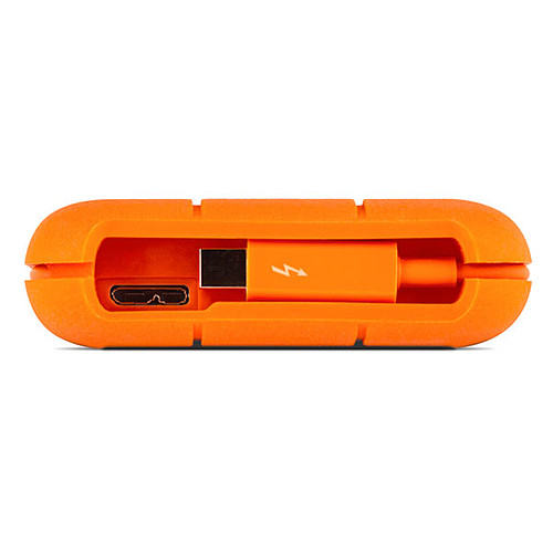 LaCie Rugged Thunderbolt 1 To pas cher