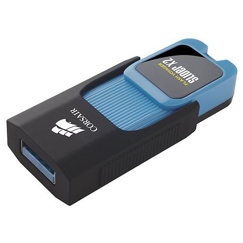 Corsair Flash Voyager Slider X2 USB 3.0 64 Go pas cher
