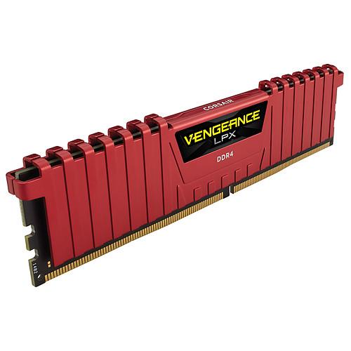 Corsair Vengeance LPX Series Low Profile 8 Go DDR4 2400 MHz CL16 pas cher