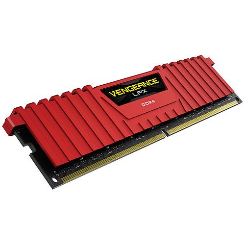 Corsair Vengeance LPX Series Low Profile 8 Go DDR4 2666 MHz CL16 pas cher