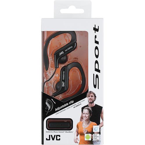 JVC HA-EBR25 Noir pas cher