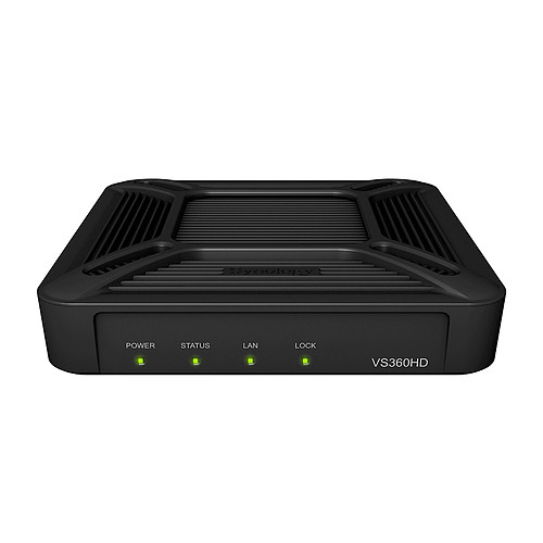 Synology Visual Station VS360HD pas cher
