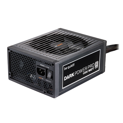 be quiet! Dark Power Pro 11 1000W 80PLUS Platinum pas cher