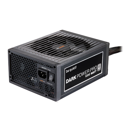 be quiet! Dark Power Pro 11 1200W 80PLUS Platinum pas cher