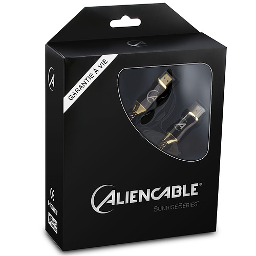AlienCable SunriseSeries (15 m) pas cher