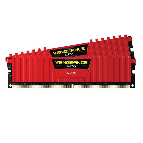 Corsair Vengeance LPX Series Low Profile 8 Go (2x 4 Go) DDR4 2133 MHz CL13 pas cher