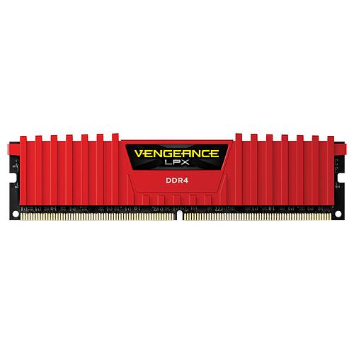 Corsair Vengeance LPX Series Low Profile 16 Go (2x 8 Go) DDR4 4000 MHz CL19 pas cher