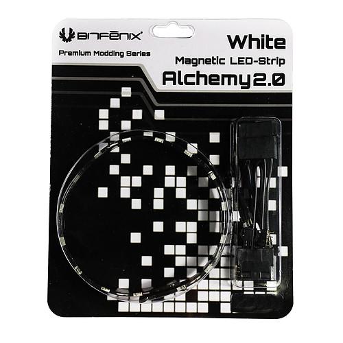 BitFenix Alchemy 2.0 Magnetic LED-Strip (blanc, 30 cm) pas cher