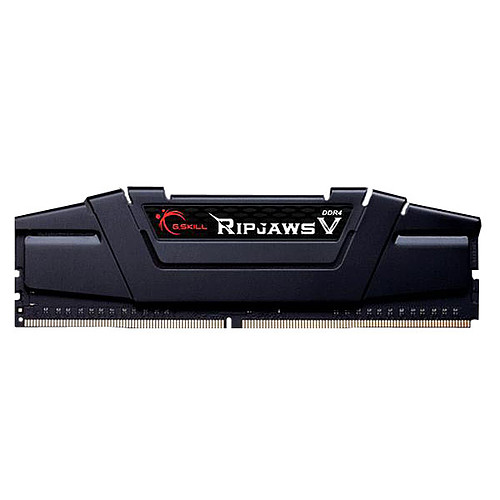 G.Skill RipJaws 5 Series Noir 8 Go (2x 4 Go) DDR4 3200 MHz CL16 pas cher