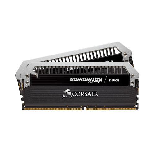 Corsair Dominator Platinum 8 Go (2x 4 Go) DDR4 4000 MHz CL19 pas cher