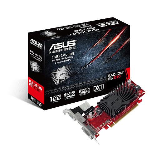 ASUS Radeon R5 230 R5230-SL-1GD3-L pas cher