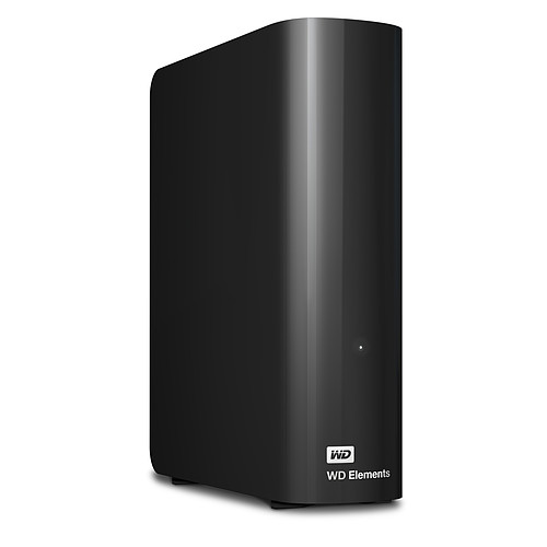 WD Elements Desktop 3 To (USB 3.0) pas cher