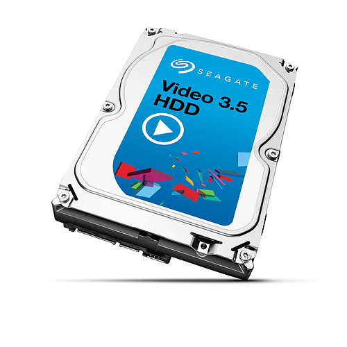 Seagate Video 3.5 HDD 4 To pas cher