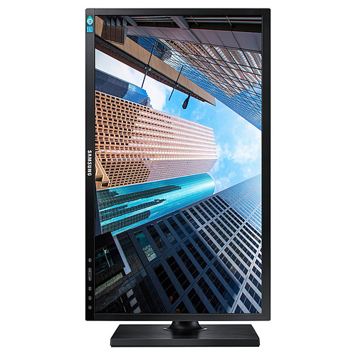 "Samsung 24"" LED - SyncMaster S24E450F pas cher"