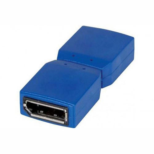 Coupleur DisplayPort 1.2 femelle / femelle pas cher