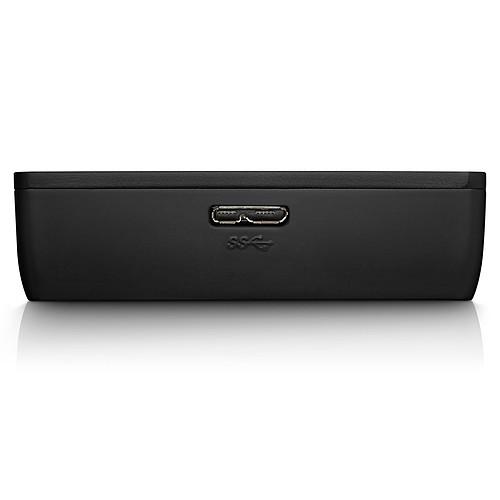Seagate Backup Plus 5 To Noir (USB 3.0) pas cher