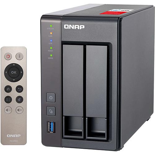 QNAP TS-251+-2G pas cher
