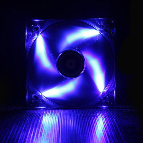BitFenix Spectre LED PWM 120mm - Bleu pas cher