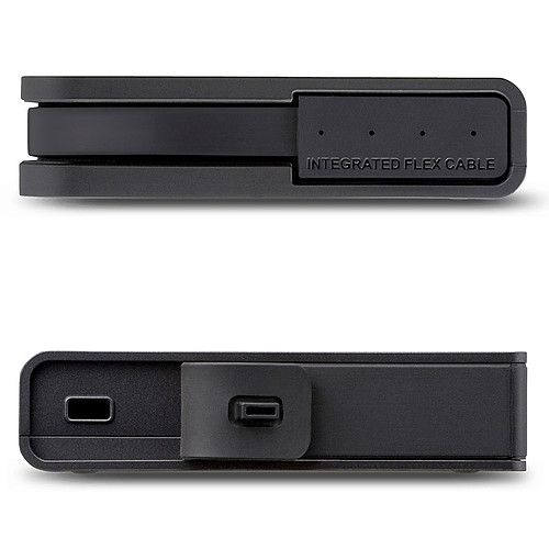 Buffalo MiniStation Extreme 2 To - Noir pas cher