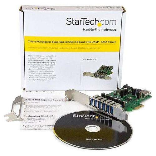 StarTech.com PEXUSB3S7 pas cher