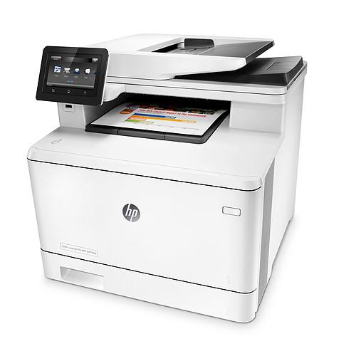 HP Color LaserJet Pro MFP M477fdw pas cher