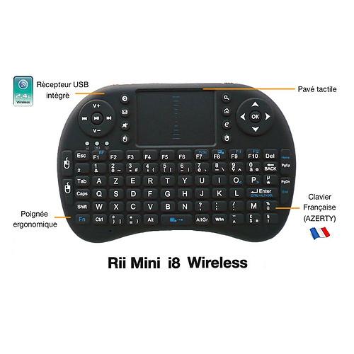Riitek RII Mini i8 pas cher