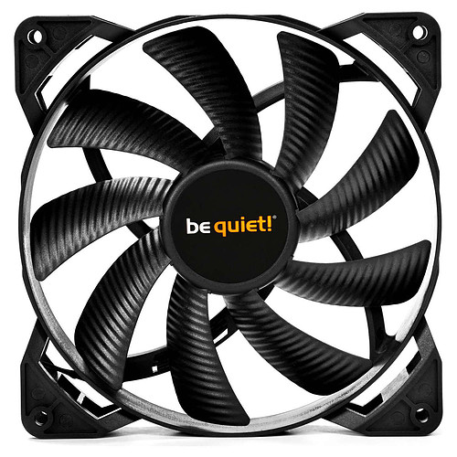 be quiet! Pure Wings 2 140mm PWM pas cher