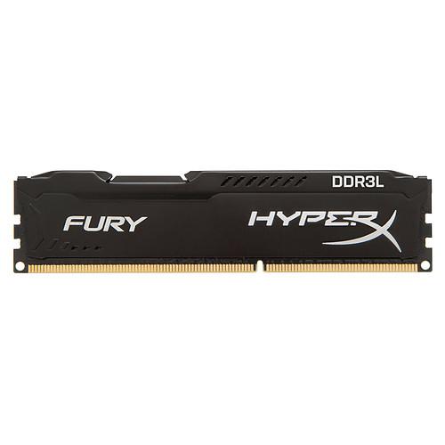 HyperX Fury 4 Go DDR3L 1600 MHz CL10 pas cher
