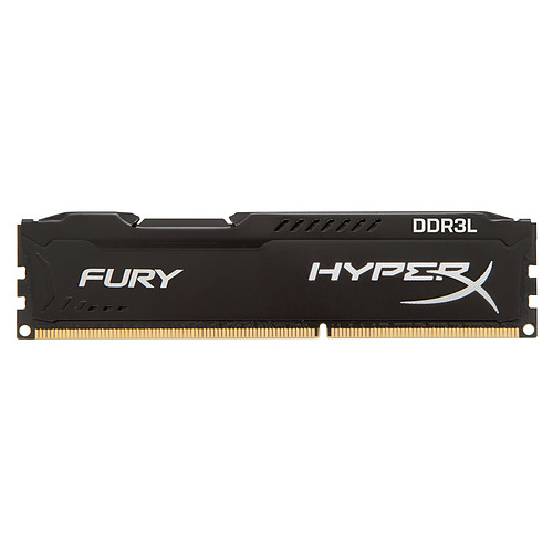 HyperX Fury 8 Go DDR3L 1600 MHz CL10 pas cher
