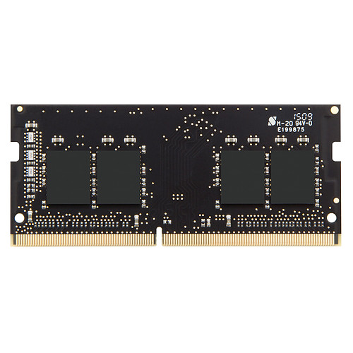 HyperX Impact SO-DIMM 8 Go DDR4 2933 MHz CL17 pas cher