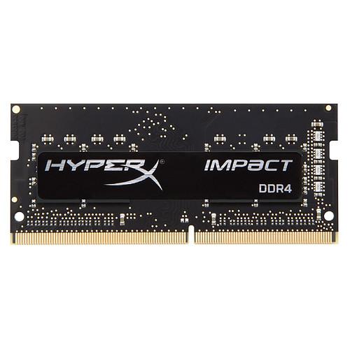 HyperX Impact SO-DIMM 8 Go DDR4 2400 MHz CL14 pas cher